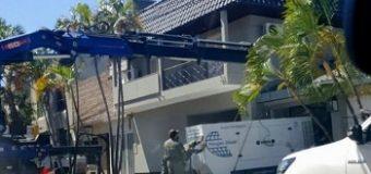La Oposición sospecha sobre el grupo electrógeno instalado en la Residencia Oficial