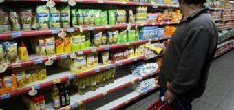 Se aguarda un nuevo aumento de alimentos y cigarrillos