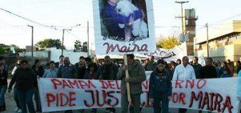 Indignación de familiares de Mayra Tevez por el presente de su descuartizador