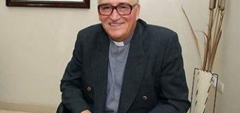 A los 80 años y tras deteriorarse su cuadro de salud, falleció el sacerdote José Ceschi