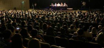 """Peppo destacó la presencia de Dolina en la Feria del Libro que convocó a más de mil personas con """"La venganza será Terrible"""""""