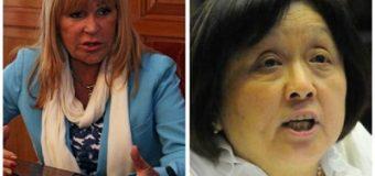 """Aída y Terada, un """"lastre"""" electoral para Cambiemos que obliga la presencia de funcionarios nacionales"""
