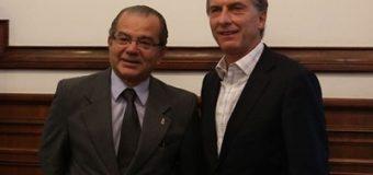 """Gerardo Cipolini celebró que Sáenz Peña sea """"es un bastión de Cambiemos consolidado"""""""