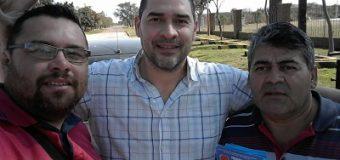 Rubén Herrera encabeza la lista 502K del FCHMM representando a la Corriente Provincial Kirchnerista