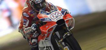 Andrea Dovizioso, el más rápido en los Libres del GP de Malasia