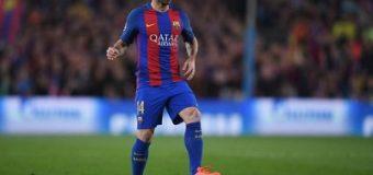 Mascherano, a los 36 años, le dice adiós al futbol profesional