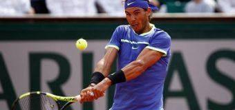 """Rafa Nadal afirma estar """"listo"""" para París-Bercy"""