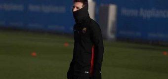 No te escondas, Leo