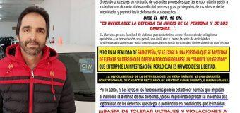 Familiares del empresario Saez piden terminar con la persecución