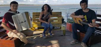 """Este domingo llega """"Tajy"""" el trío correntino de música litoraleña"""