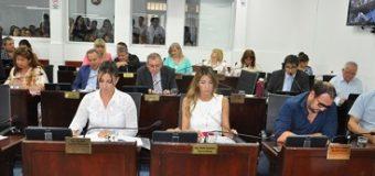 Diputados tratarán hoy el endeudamiento para la emergencia hídrica