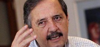 El radical Ricardo Alfonsín criticó las detenciones promovidas por Bonadío