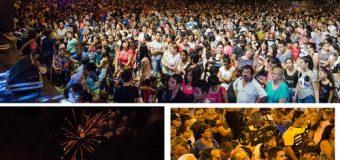 #Aniversario106: 25 mil personas cantaron el feliz cumpleaños