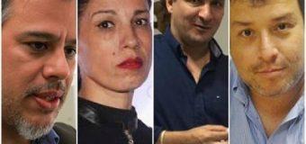Carlos Rubén David Osuna, el presunto recaudador de pautas publicitarias de Rey, quedó detenido