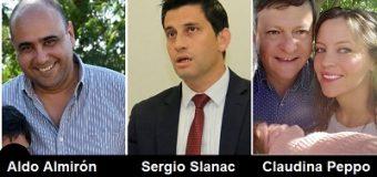 Claudina Peppo, Aldo Almirón y Sergio Slanac, las piezas del Gobernador para enfrentar la crisis política