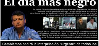 Sentenciaron como culpable al ex Superministro de Domingo Peppo