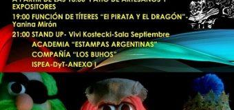"""Llega """"De Artes y Otras Yerbas"""" en la Sala de Teatro Septiembre"""