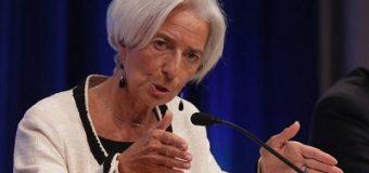"""Lagarde advierte sobre una """"tormenta"""" en la economía mundial"""