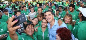 """#1deMayoDiaDelTrabajador: """"En esta fecha reivindicamos cada una de las luchas obreras"""", dice Capitanich"""