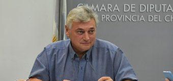Asuntos Constitucionales, presidida por Corradi, analiza pedido de desafuero del ministro Echezarreta
