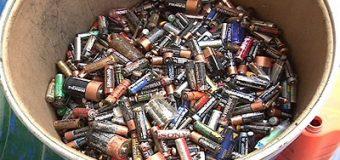 Regularon el tratamiento diferencial de pilas y baterías en la Termal