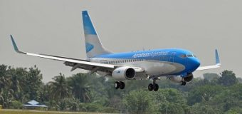 Los pilotos levantaron el paro del fin de semana en vuelos de Aerolíneas Argentinas y Austral