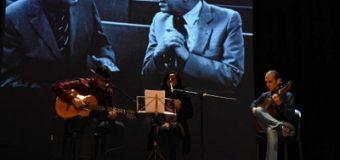 En el Centro Cultural Municipal se realizó un homenaje a Jorge Luis Borges
