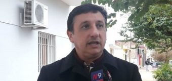 Egea resaltó el trabajo entre municipio y Gobierno provincial en tema seguridad