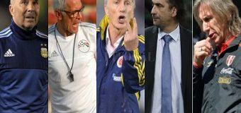 Cinco entrenadores argentinos harán historia en Rusia