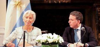 Anuncio oficial: el FMI aumenta a US$ 57.100 M el préstamo Stand By a Argentina