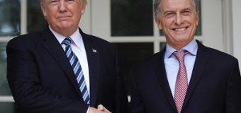 Macri comienza su agenda en EE.UU: se reúne con Trump y empresarios
