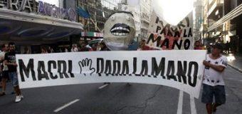 #ParosContraMacri: Dos días en contra de la política económica