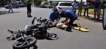 En las últimas horas murieron tres motociclistas y una peatón