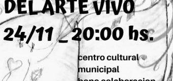 Molina anunció evento donde se exhibirá todo tipo de arte