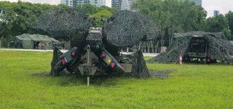 Efecto G-20: instalaron cañones antiaéreos y rige prohibición de vuelos