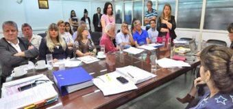 Mosqueda presento un informe de gestión frente a la Comisión de Educación