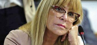 Acorralada por la Justicia Aìda Ayala habla de ingratitudes y se baja de candidaturas