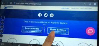 Banco del Chaco recuerda sus canales digitales gratuitos para evitar concurrir a sucursales