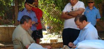 Castells preso: esta mañana tras un allanamiento fue llevado para comparecer ante la fiscal