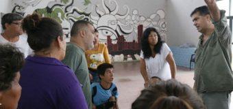 Capitanich visitó a familias evacuadas y verificó múltiples operativos