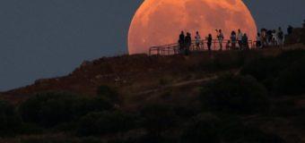 El 20 de enero de 2019 tendrá lugar un eclipse de la 'superluna de sangre'