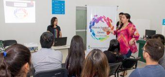 Realizan taller de sensibilización en cuestiones de género