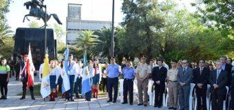#107AñosDeSueños: «Sáenz Peña es lo que cada uno lleva dentro de sí», dijo Gaña