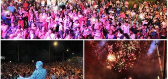 #107AñosDeSueños: La Termal inició los festejos por el aniversario con música y fuegos artificiales