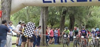 #107AñosDeSueños: El intendente Cipolini encabezó el inicio del Campeonato Chaqueño de Mountain Bike
