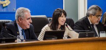 Horas de negociaciones tensas para definir el nuevo presidente de la Legislatura