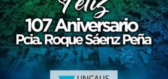 #107AñosDeSueños: UNCAus saludo por el aniversario Termal
