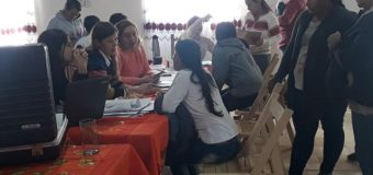Anses y el Municipio atendieron personas en el CIC del barrio San Cayetano