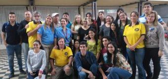 La Asociación Sanmartiniana «Cuna de la Bandera» diserto en Casa de Cultura