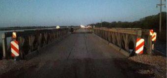 Ruta 89 sin transito por varios días entre Gancedo y Pinedo